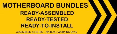 Motherboard Bundles